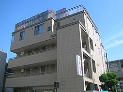 兵庫県伊丹市行基町の賃貸マンションの外観