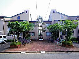東京都小平市上水南町3丁目の賃貸アパートの外観