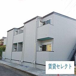 Heim-YASURAGI(ハイムーヤスラギ)[2階]の外観