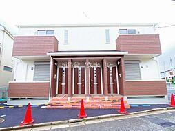 西武多摩湖線 武蔵大和駅 徒歩15分の賃貸アパート