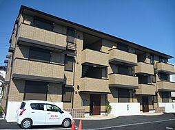 大阪府堺市西区上野芝町7丁の賃貸アパートの外観