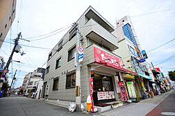 大阪府大阪市阿倍野区阪南町2丁目の賃貸アパートの外観