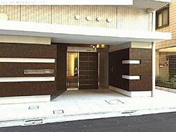 東京都台東区小島の賃貸マンションの外観