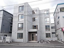 札幌市営東豊線 東区役所前駅 徒歩8分の賃貸マンション