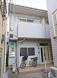 神奈川県横浜市鶴見区下野谷町4丁目の賃貸アパートの外観