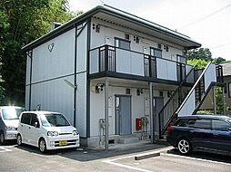 アパートメントTS[1階]の外観