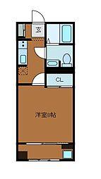 メゾンドカヤ[2階]の間取り