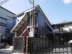 兵庫県西宮市今津社前町の賃貸アパートの外観