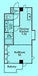 第2ウィスタリアマンション[2階]の間取り