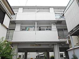大阪府堺市西区浜寺諏訪森町中3丁の賃貸マンションの外観