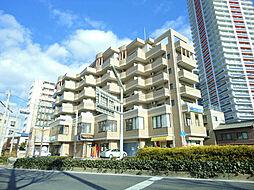 福岡県北九州市小倉北区中島1丁目の賃貸マンションの外観