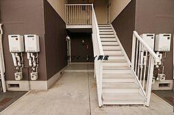 フレグランス福島B棟[2階]の外観