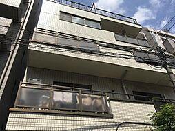 ベリエステ巣鴨[4階]の外観