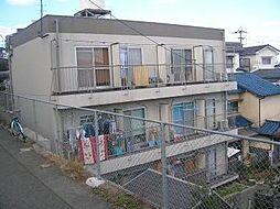 コーポ角田緑ヶ丘[203号室]の外観