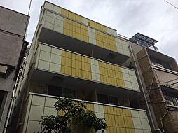 レオパレスひまわり[401号室]の外観