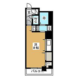 ブランノワールN13.exe[3階]の間取り