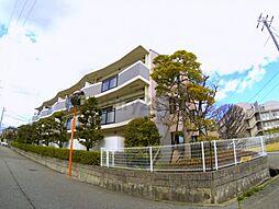 兵庫県宝塚市安倉中4丁目の賃貸マンションの外観