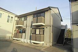 ヴィレッジタカミドー B棟[1階]の外観