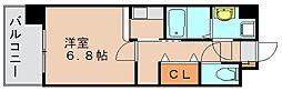 ビオラパラッツォ[7階]の間取り