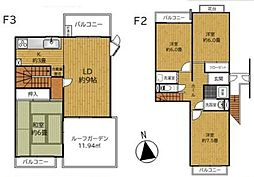 三郷早稲田団地 4-1号棟