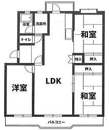 入間東町団地6号棟