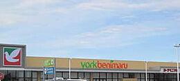 ヨークタウン牛久南まで400m、家族そろって週末のまとめ買いも便利です。