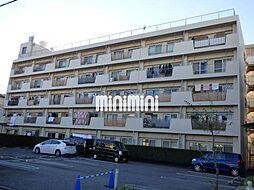 小島マンション[4階]の外観
