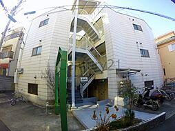 槻木ハイツ[1階]の外観