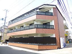 パークヒルズ神戸[302号室]の外観