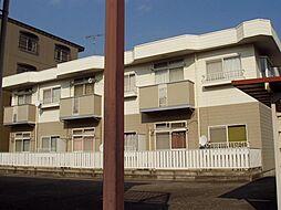 サンシティ板倉B[202号室]の外観
