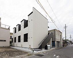 愛知県名古屋市中村区中村町9丁目の賃貸アパートの外観