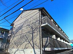 プロムナード中浦和[1階]の外観