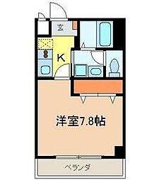 KITTO2[2階]の間取り