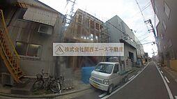 大阪府堺市堺区南清水町3丁の賃貸アパートの外観