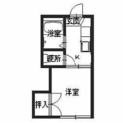 紀伊中ノ島駅 1.8万円