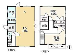 明石駅 1,900万円
