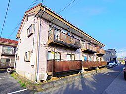 デリエール横須賀B棟[2階]の外観