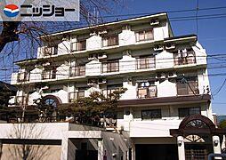 ピュアグリーン高社[2階]の外観