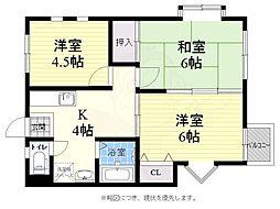 東小金井駅 7.9万円