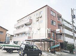 カニエハイツ[4階]の外観