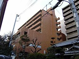 兵庫県尼崎市東園田町5丁目の賃貸マンションの外観