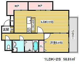 湊川公園駅 9.0万円