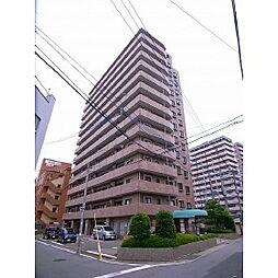福岡県久留米市六ツ門町の賃貸マンションの外観