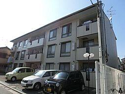 大阪府堺市北区中長尾町4丁の賃貸アパートの外観