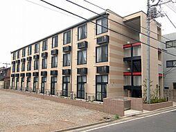 埼玉県さいたま市中央区新中里5丁目の賃貸マンションの外観