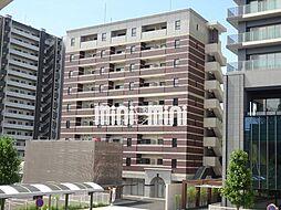 アガティス東静岡[4階]の外観
