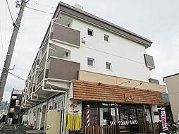静岡県沼津市下香貫下障子の賃貸マンションの外観