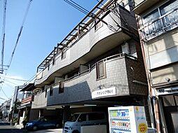 アクシリア駒川[301号室号室]の外観