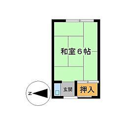 立花駅 1.7万円