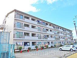 大阪府堺市美原区南余部の賃貸マンションの外観